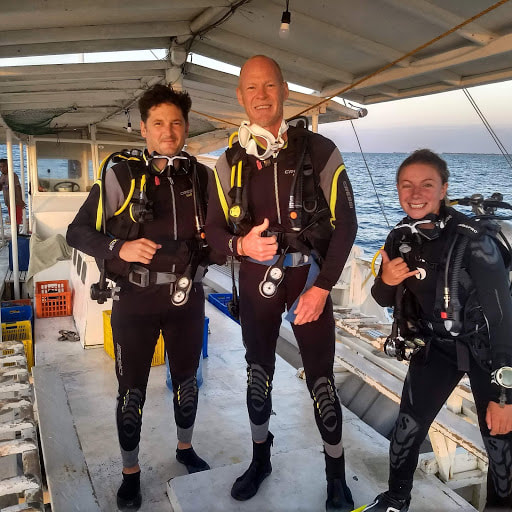 2019 Philippines Malapascua Dive  with Thresher Sharks